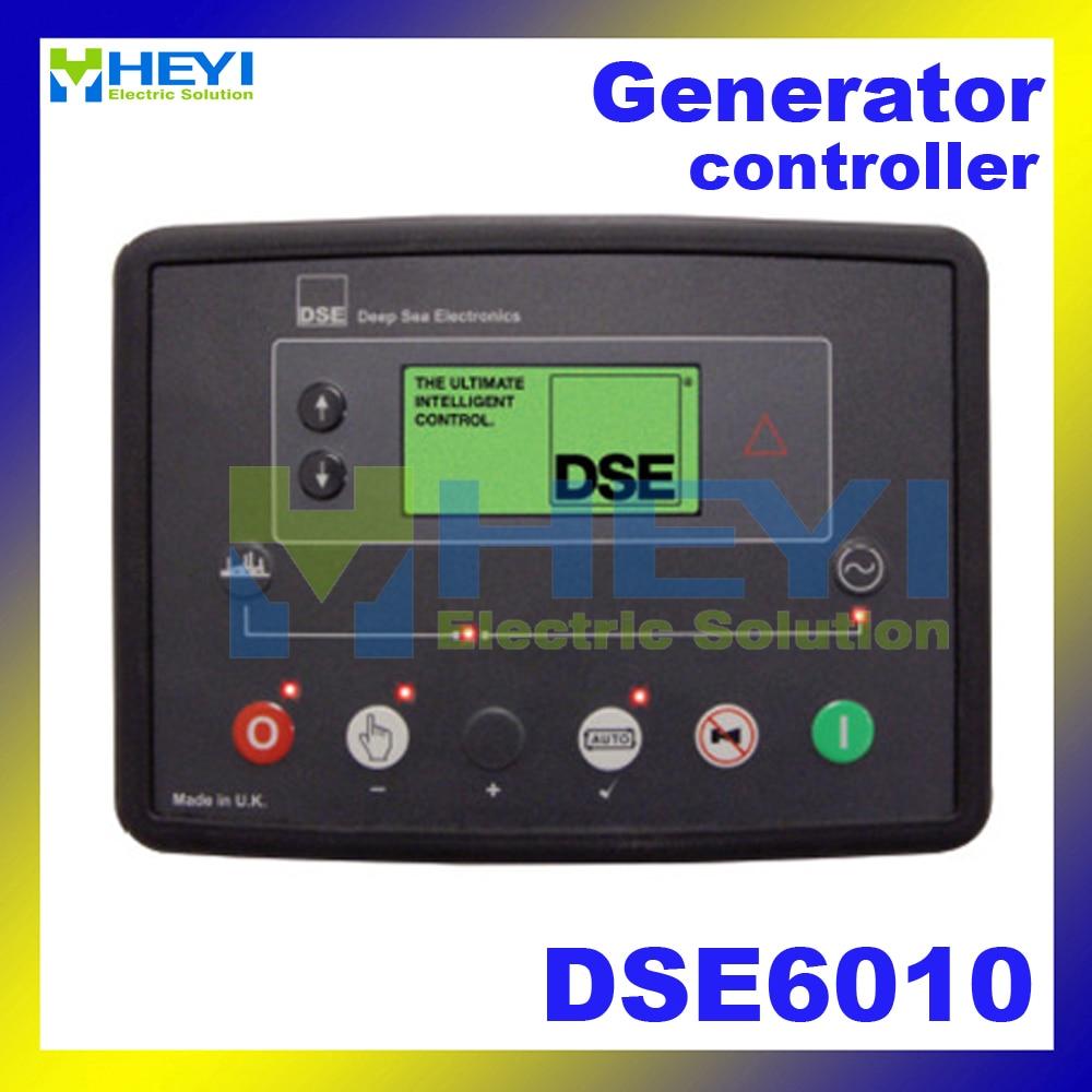 Generator Controller DSE6010 launch control module for single generator