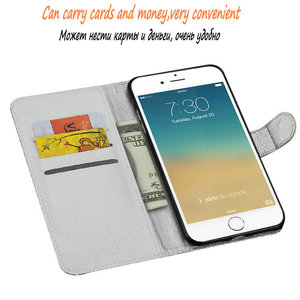 Image 5 - Voor Xiaomi Redmi 4A 5A 6A 7 Note 7 Pro Redmi 4 Note 4 Hoogwaardige Cover Soft Silicone Back cover Leather Flip Glitter Telefoon Gevallen