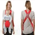 Sólida mochilas Carriers miúdos de algodão do bebê atividade engrenagem marca 6 cores venda quente infantil Slings Comfort sólidos mochilas Carriers