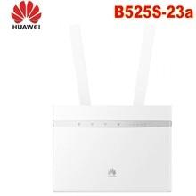 Débloqué Huawei B525 B525s 23a 4G LTE CPE Wifi routeur avec bande de fente pour carte SIM 1/3/7/8/20/32/38