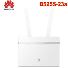 Desbloqueado Huawei B525 B525s 23a 4G LTE CPE Router Wifi con ranura para tarjeta SIM banda 1/3/7 /8/20/32/38