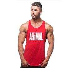2019 NEW MEN Golds Tank Top Men Sleeveless Shirt Bodybuilding Stringer Fitness Mens Cotton Singlets Muscle Clothes Workout Vest