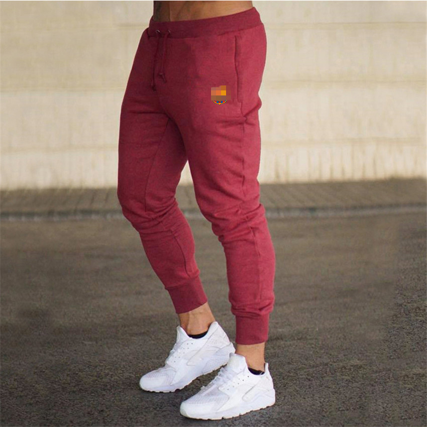 HTB1lLrsaoGF3KVjSZFvq6z nXXaZ 2019 Autumn Brand Gyms Men Joggers Sweatpants Men Joggers Trousers Sporting Clothing The high quality Bodybuilding Pants