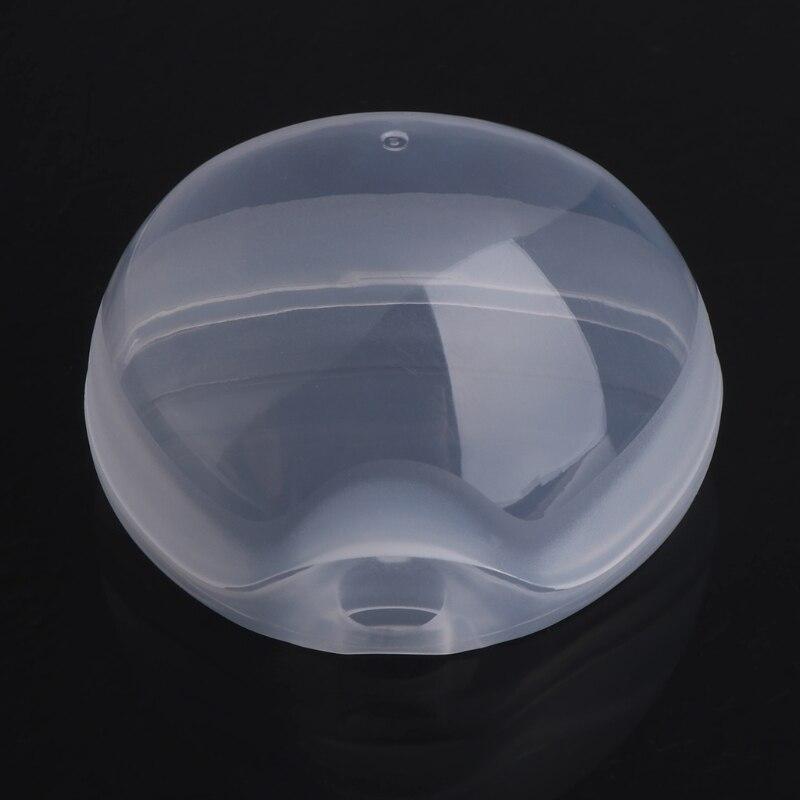 clip transparente kiste nippel baby soother kette frühjahr schnuller