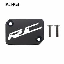 MAIKAI For KTM RC 125 2013-2016RC 200 2013-2017 390 2014-2017 CNC Aluminum Motorcycle Brake Fluid Fuel Tank Cap Cover