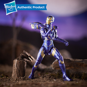 Image 2 - Hasbro Avengers Marvel Legends Series Endgame Marvels Rescue 6 Inch Collectible Action Figure Toy Pepper Potts War Machine