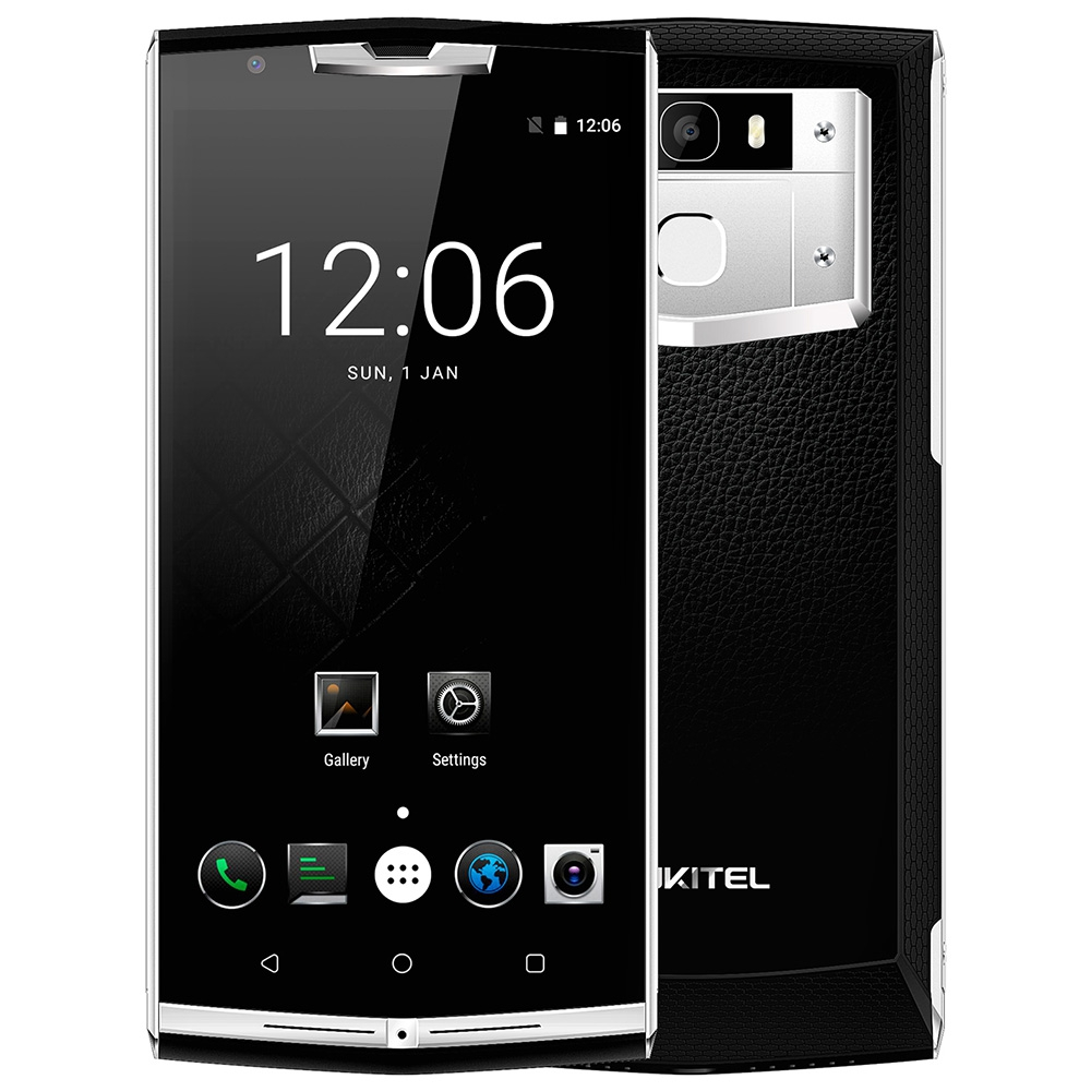 OUKITEL K10000 Pro 4G 5 5 Inch Mobile Phone Android 7 0 MTK6750T Octa Core 1