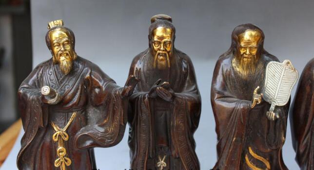 confucius and mencius