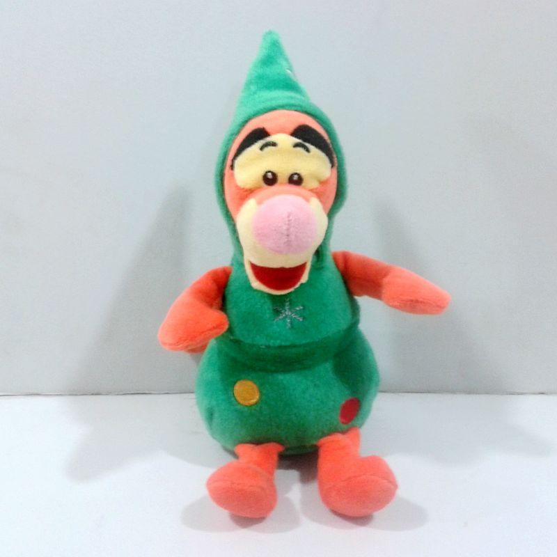 Original Special Christmas Tigger Tiger Stuff Animal Cute Plush Toy Baby Birthday Gift