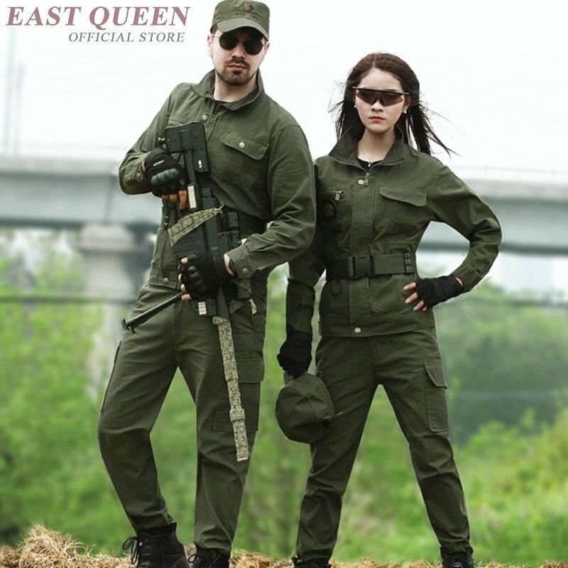 Americano Uniforme Militare Us Army Tactical Pantaloni Verdi Forze Speciali Uniformi Abbigliamento Di Combattimento Costume Outfit Vestito Dd1201