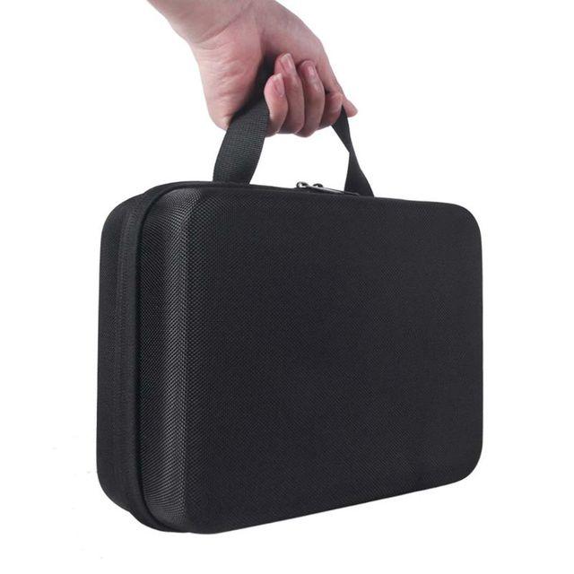 Bolsa de almacenamiento protectora de viaje con cremallera, funda EVA para Canon SELPHY CP1200 y CP1300, compacta, inalámbrica