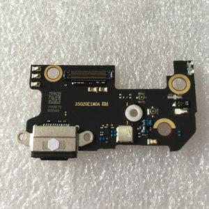 Image 2 - מיתולוגיה מקורי לxiaomi Mi8 USB לוח Flex כבל Dock מחבר מיקרופון טלפון נייד IC תמיכה מהיר מטען