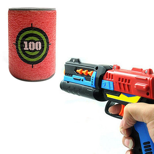 6Pcs/Set EVA Soft Target for Nerf Gun Nerf N-Strike Nerf Elite Series Blasters Kids Toy