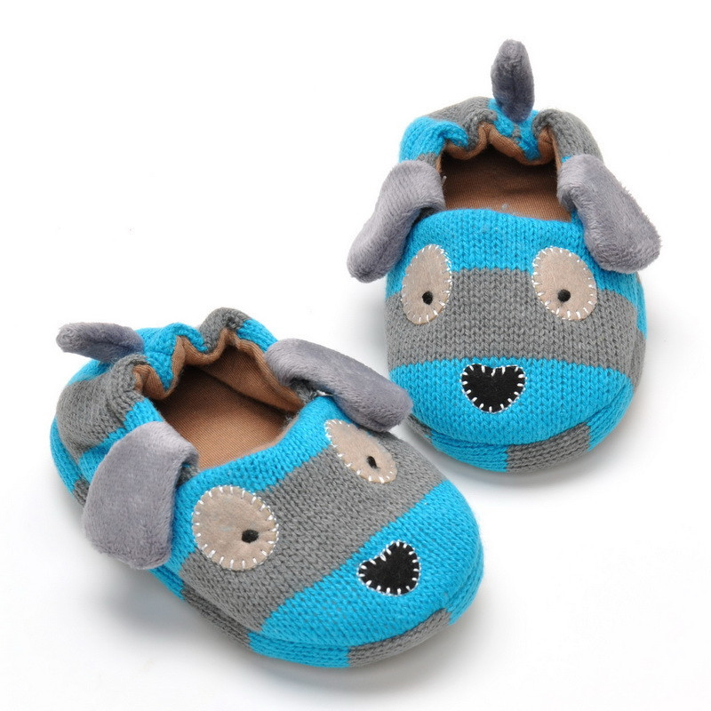 12b9cb33270 Winter kids slippers boys girls slippers children cute cartoon cotton slippers  girls boys shoes warm soft sole boys slippers kid-in Slippers from Mother  ...