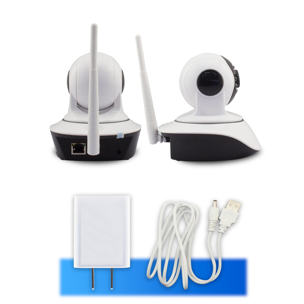 PUAroom indoor ptz pir onvif and wifi wireless ip cctv video security camera (5)