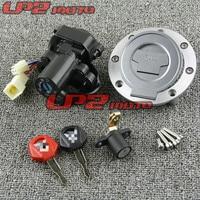 For YAMAHA MT09 MT07 FZ09 FZ07 FJ09 FZ10 All Car Lock motorcycle ignition Switch Lock Key Gas Tank Cap Cover