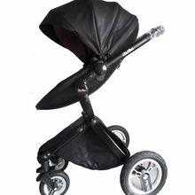 European high Landscape View Stroller Baby cart Four-wheel 2