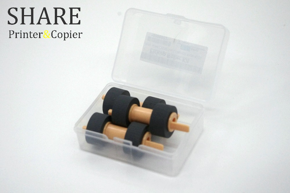 5set X Japan pickup roller 604K19890 604k11192 15pcs For Okidata B6200 6250 6500 6300 710 For xerox 4500 4510 7100 For dell 3110 10x pickup roller for xerox 3115 3116 3119 3121 for samsung ml 1500 1510 1520 1710 1710p 1740 1750