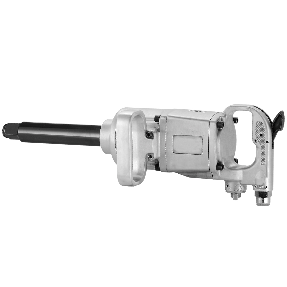 SAT1894 Industrial Pneumatic Wrench Pinless Hammer Structure 2600N/M Heavy Duty 1