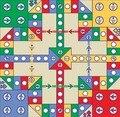 2016 новый стиль детская головоломка полет шахматы ковер ребенка коврик 80*80 СМ