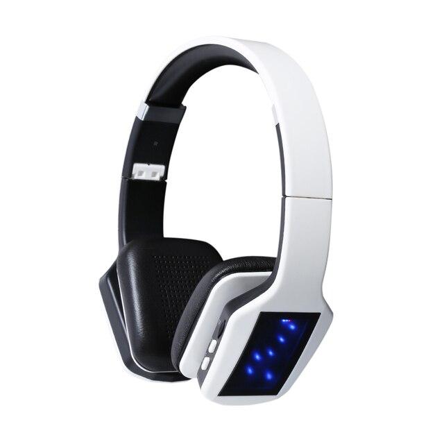 Nk650 Casque Sans Fil Bluetooth Pliable Sport Stéréo Casque Sans Fil