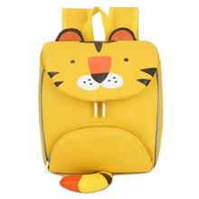 Милый ребенок Рюкзаки зоопарк маленький ребенок рюкзак Школьные сумки детский сад ребенка мешок красивый подарок