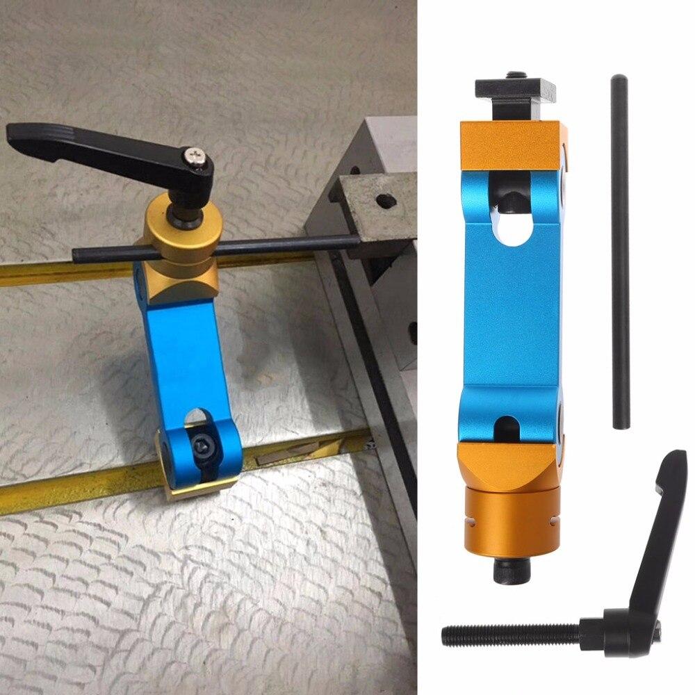 Liga De Alumínio ajustável CNC Máquinas de