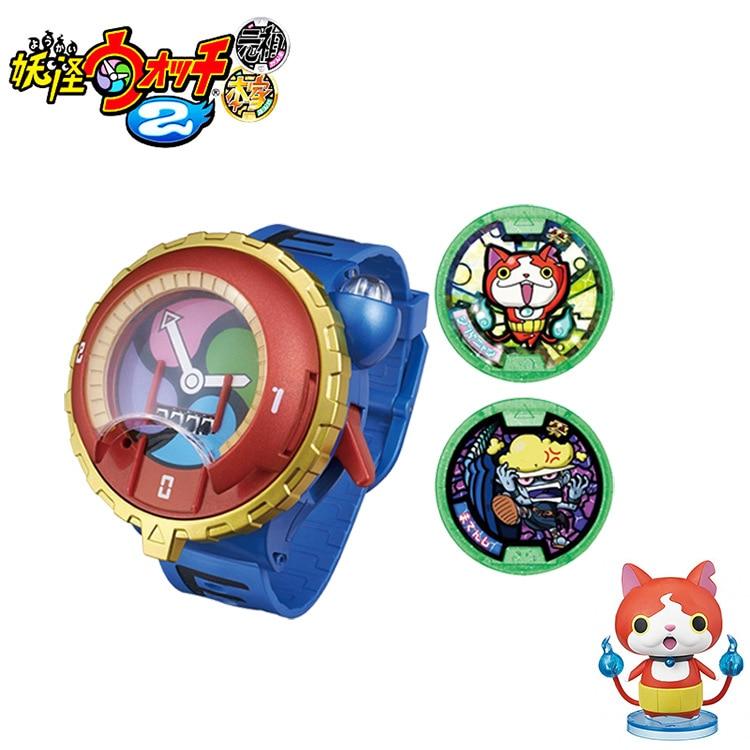 цена на Japanese original genuine toy yokai watch have sound and lighting (Japanese version) for kids