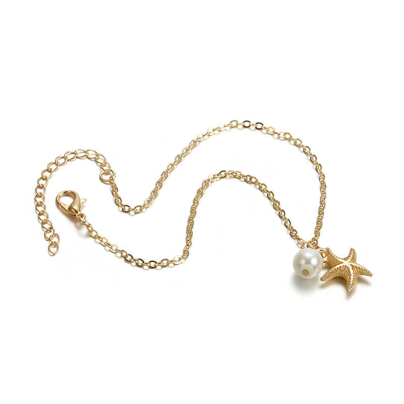 Bohemian Silver Gold Arrow ขาสร้อยข้อมือ Vintage โยคะข้อเท้าชายหาดฤดูร้อนสไตล์รองเท้าแตะ Brides รองเท้า Barefoot
