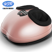 HEALTH FOREVER Cheap Feet air pressure machine walmart Care Electric Roller Foot Massage as seen on tv wholesale healthy electric full body massager tapping massage chair therapy machine as seen on tv 2016 free shipping