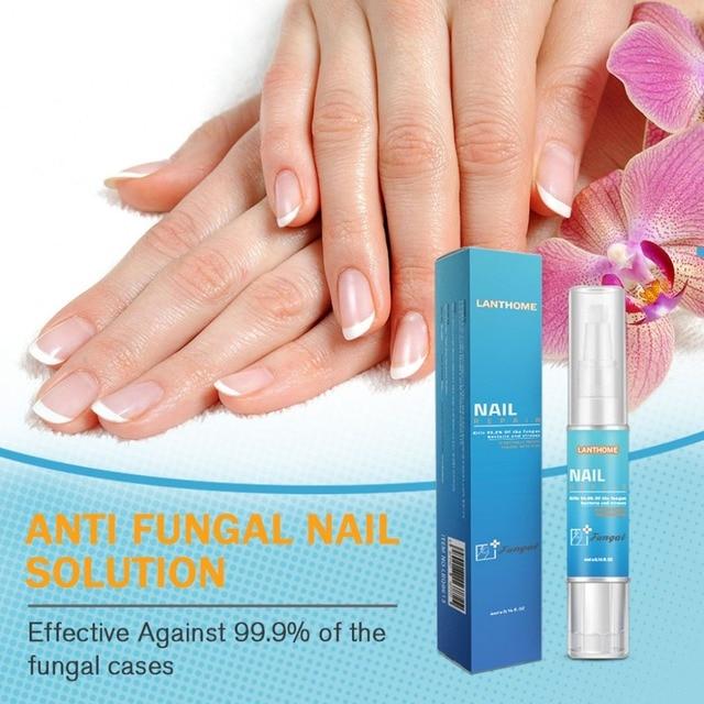 1 Pc hongos eliminación del clavo del dedo del pie InfectionTreatment pluma Gel esencia brillante lápiz pies Anti hongo biológica de herramienta de la reparación