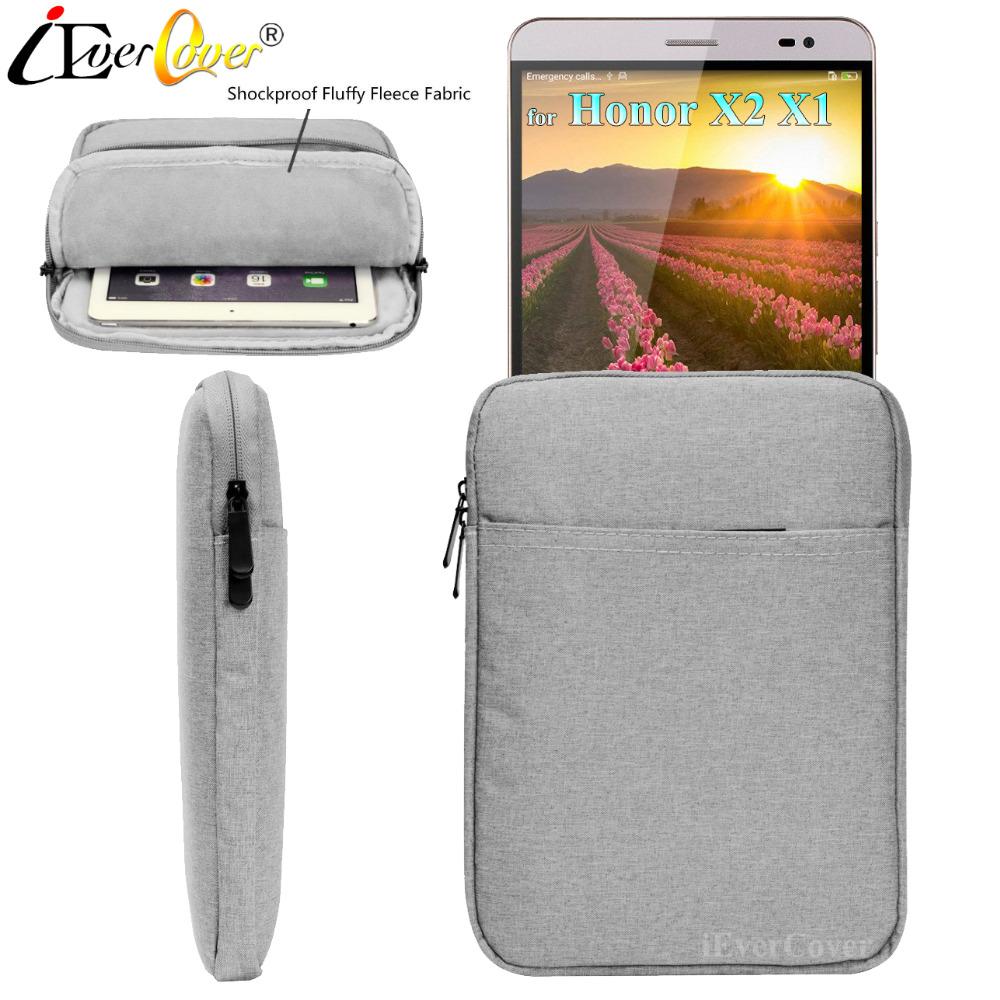 Honor X1 7d-501l 7d-501u Pouch Cover Aromatic Character And Agreeable Taste Honor X2 Gem-702l Gem-703l X1 Mobile Phone Bag Sleeve Case For Huawei Mediapad X1