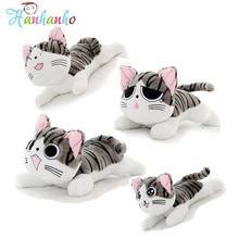 Супер милый чи Кошка плюшевые игрушки Kawaii чучело куклы подарок для детей