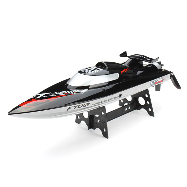 45KM/H 100% Original JJRC FT012 Upgraded FT009 2.4G Brushless RC Boat remote control boats for kid toys