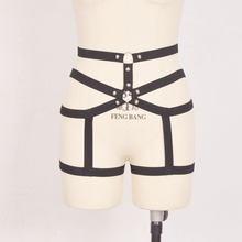 stockings clubwear sexy harness