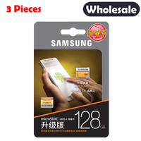SAMSUNG Original Memory Card 128GB 100M S EVO Class10 Micro SD TF Card C10 MicroSDHC SDXC