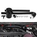 RASTP-черный дефлектор масляный бак с радиатором силиконовый шланг для BMW F30 F32 F36 320i 328i N26 RS-OCC017 двигателя