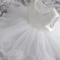 Infantil Blancanieves Vestidos De Bautizo Vestido Recién Nacido primero Cumpleaños Baby Girl Toddler Trajes Chica de Tul Vestidos de Fiesta