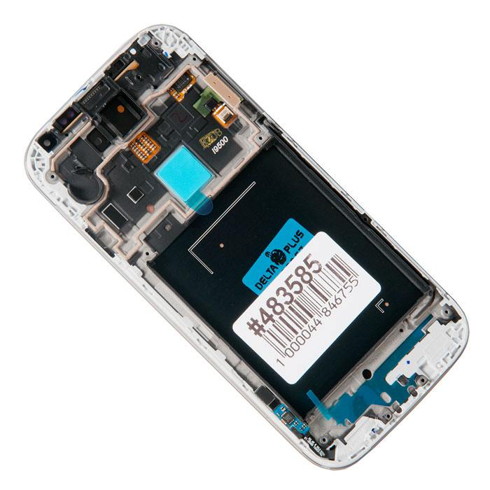 display assembly with touchscreen and front panel for Samsung for Galaxy S4 (GT-I9500), Black Edition (GH97-14630L)