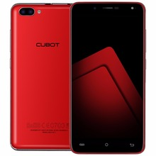 CUBOT Rainbow 2 5.0 Inch MTK6580A Quad Core Smartphone 1GB RAM+16GB ROM Rear Dual Cameras Cell Phone Android 7.0 Mobile Phone