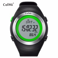 Fast Running Sports Smart Watch 5ATM IP68 Waterproof Heart Rate Monitor Steps Calories Exercise Time Smartwatch Watch