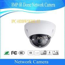 Free Shipping DAHUA Security Network IP Camera CCTV 8MP IR Dome Camera with POE IP67 IK10 Without Logo IPC-HDBW5830E-Z5