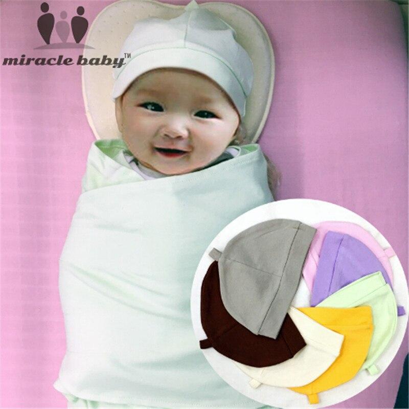 100% Cotton Cute Kid Hats Unisex Beanie Star Toddlers Caps Baby Newborn Children Caps Accessories