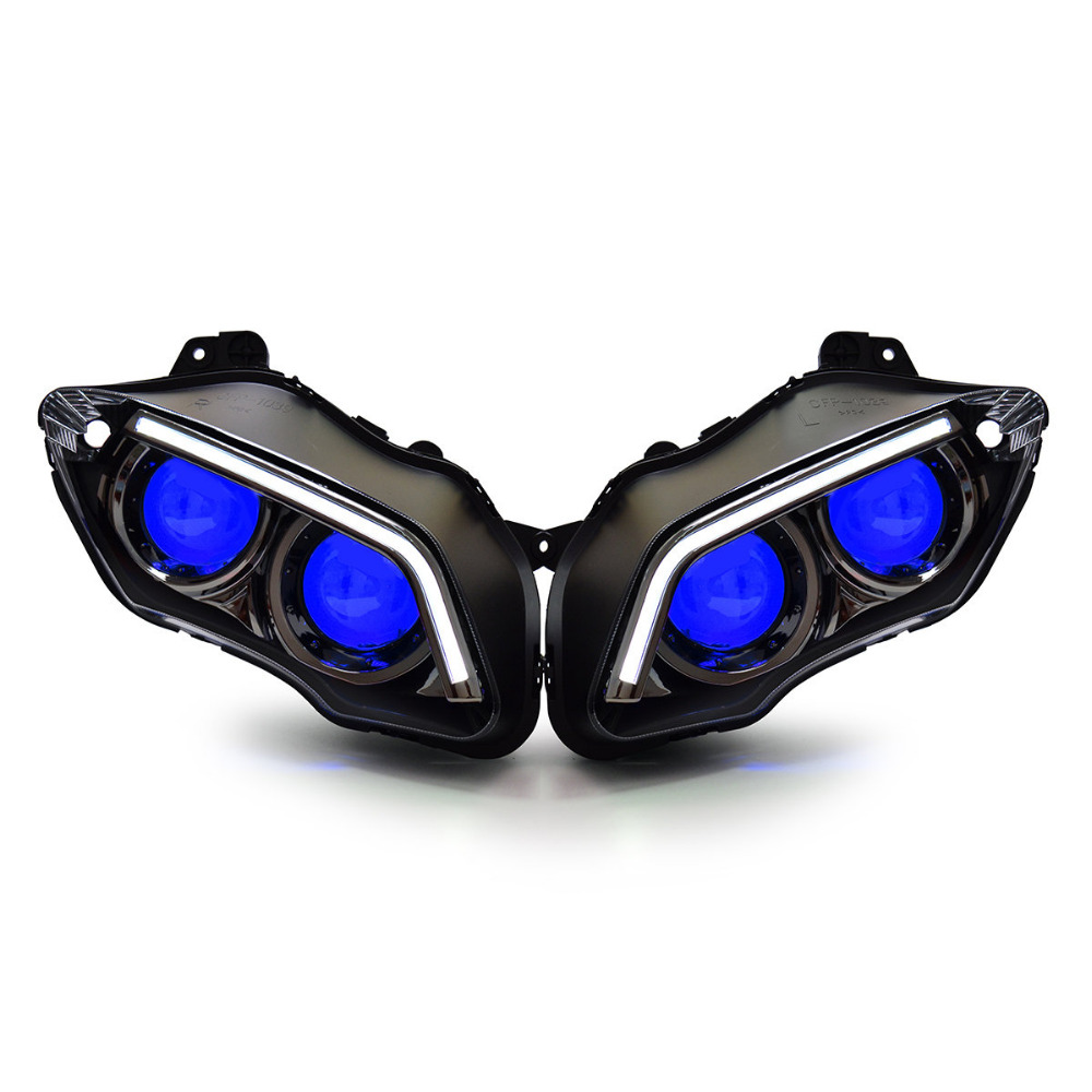 KT phare LED pour Yamaha YZF R1 2007-2008