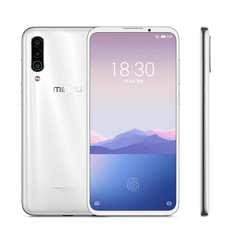 "Image 2 - Global Version Meizu 16XS 6GB 64GB 16 XS Smart Phone Snapdragon 675 6.2"" 48MP Triple Camera AI Front 16MP 4000mAhCellphones   -"