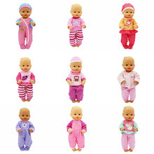 Nouveau 15 styles choisir des vêtements de poupée ajustement 33-35 cm Nenuco poupée Nenuco su Hermanita accessoires de poupée