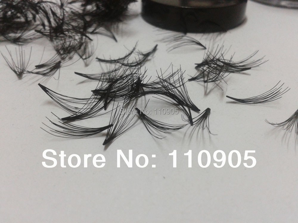 Cluster 100 human hair eyelash extension softreal human hair cluster 100 human hair eyelash extension softreal human hair flare eye lashes 10p flare crazy eyelashesfree shipping in false eyelashes from beauty pmusecretfo Image collections