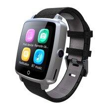 Lederband Uwatch Smartwatch Mit Simkarte Bluetooth-konnektivität Smart Watch Armbanduhr für iPhone Xiaomi Sony Huawei Samsung
