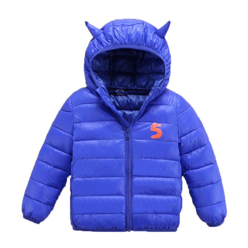 2017 Newest 3-8Year old Ultra light baby Girls boys cotton jacket coat winter autumn warm children letter parkas clothes good year ultra grip 8 купить украина