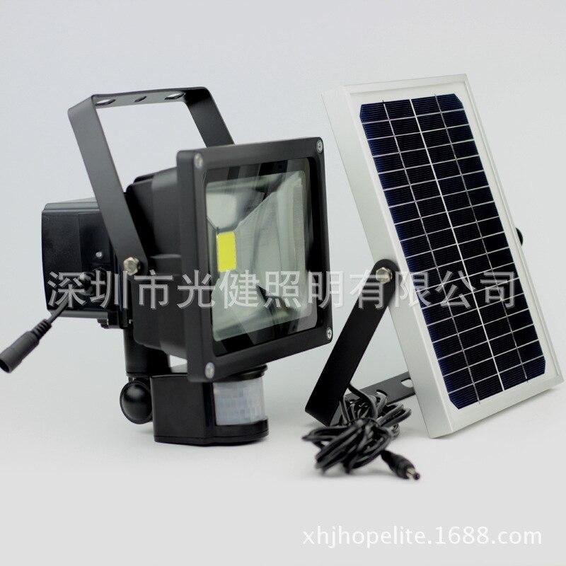 advertencia buzzer luz solar com sensor nocao lampada alarme 02